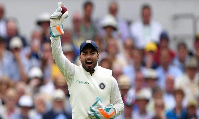 Rishabh Pant: Rishabh Pantchi Kamal, equal to Rohit Sharma - ICC ranking Rishabh pant at seventh place in ICC test ranking