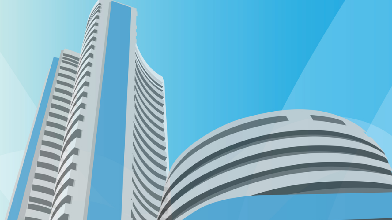 Sensex rise today: Sensex-Nifty Rise stock market rises; Sensex and Nifty continue to race