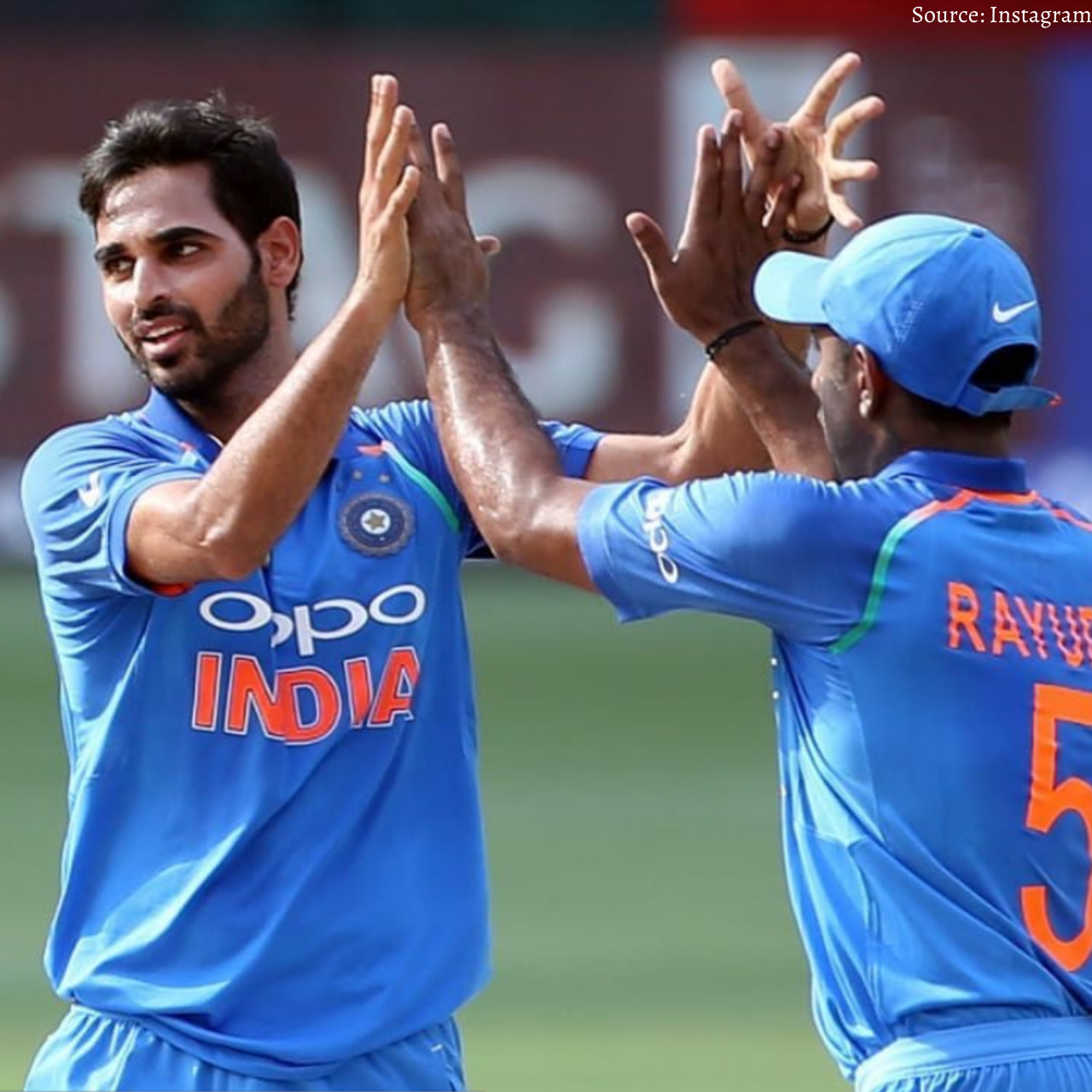 Bhuvneshwar kumar is the only Indian to dismiss Sachin at zero in Ranji, know his records #HappyBirthdayBhuvi