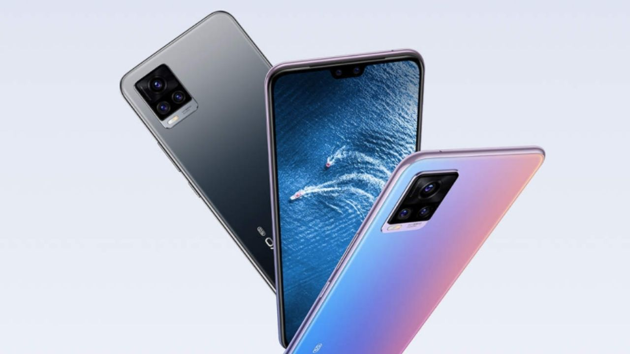 Vivo v21 5g: 44MP selfie camera Vivo V21 5G launches in India, see price-features
