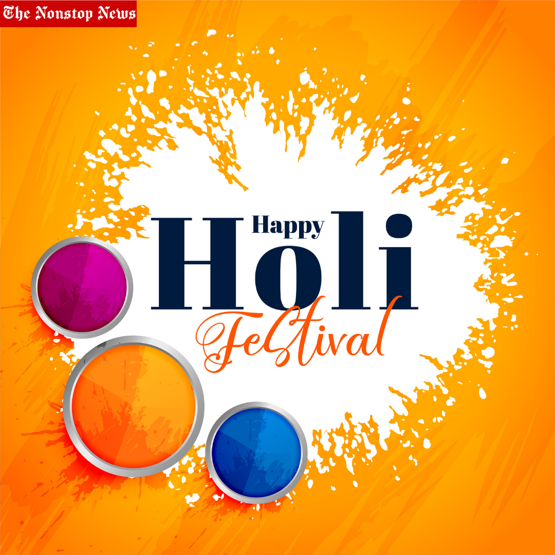 Happy Holi 2021 Images, Wishes, Greetings, Messages, and Quotes to Share