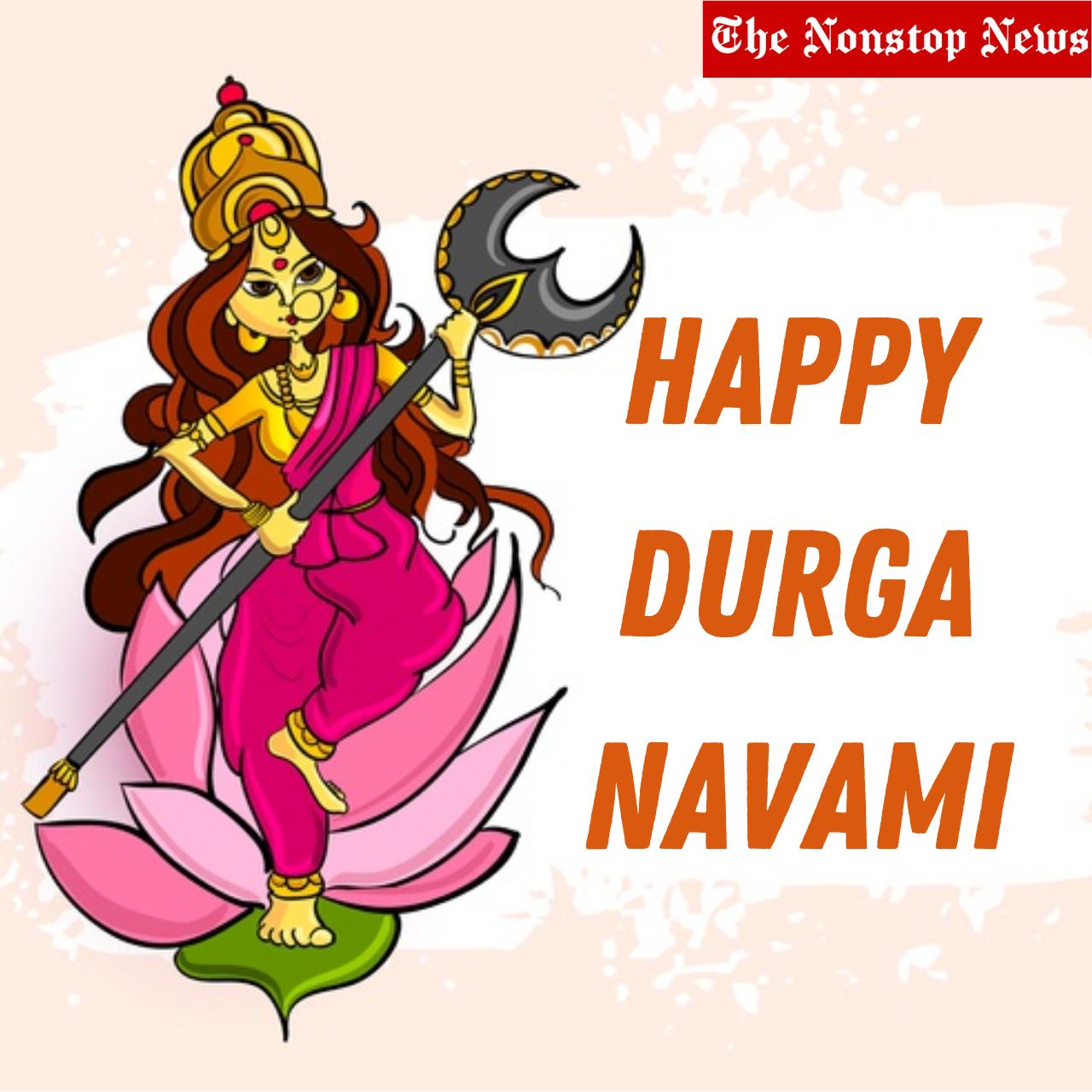 Happy Durga Navami 2021 WhatsApp Status Video Download for Maha Navami
