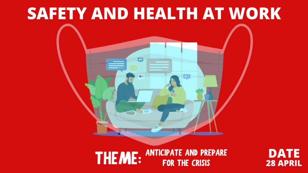 World Day for Safety and Health at Work Images