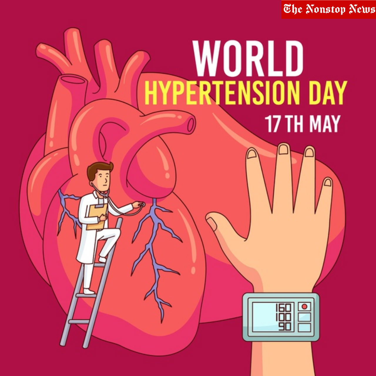 World Hypertension Day 2021: Theme, Poster, Quotes, and Images to Share