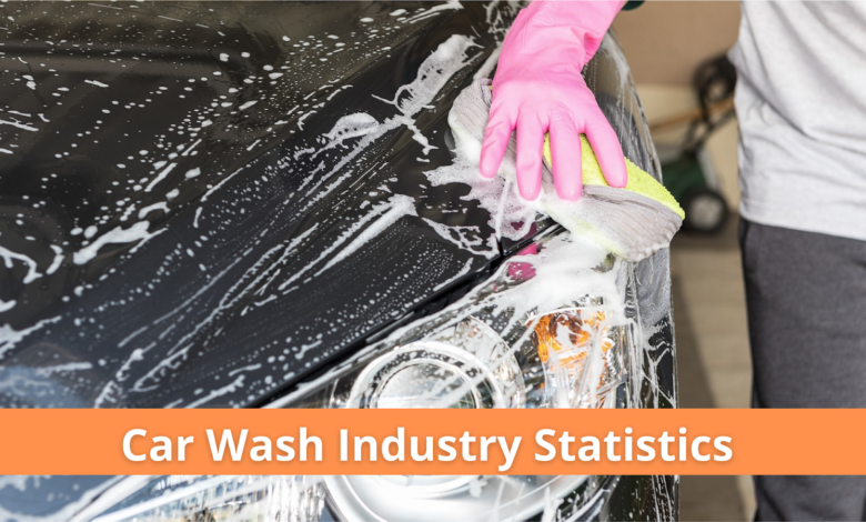 20 Must-Know Car Wash and Detailing Statistics