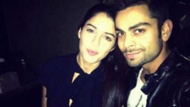 Virat Kohli's photo with EX Girl Friend goes viral on social media