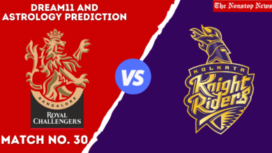 KKR vs RCB IPL 2021: RCB's challenge in front of stars adorned with KKR, will compete in Kohli and Morgan