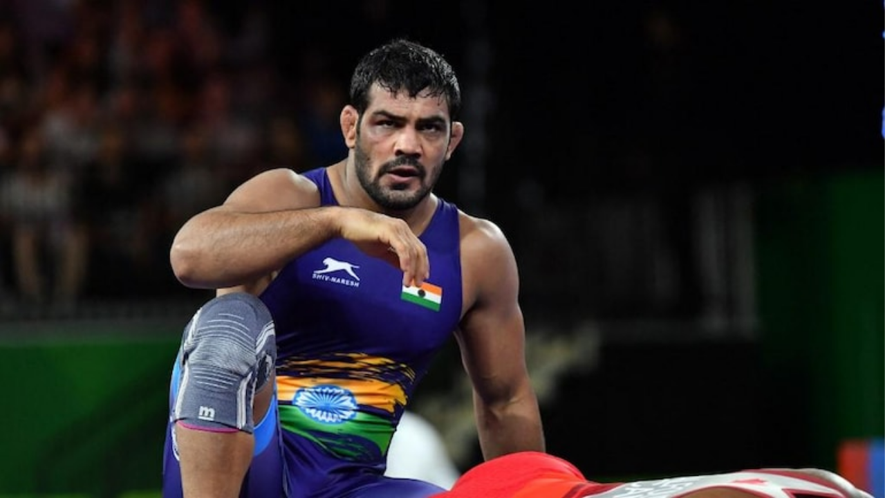 Police announce Rs 1 lakh bounty to find Olympian Sushil Kumar