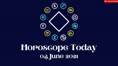 Horoscope Today: 03 June 2021, Check astrological prediction for Virgo, Aries, Leo, Libra, Cancer, Scorpio, and other Zodiac Signs #HoroscopeToday