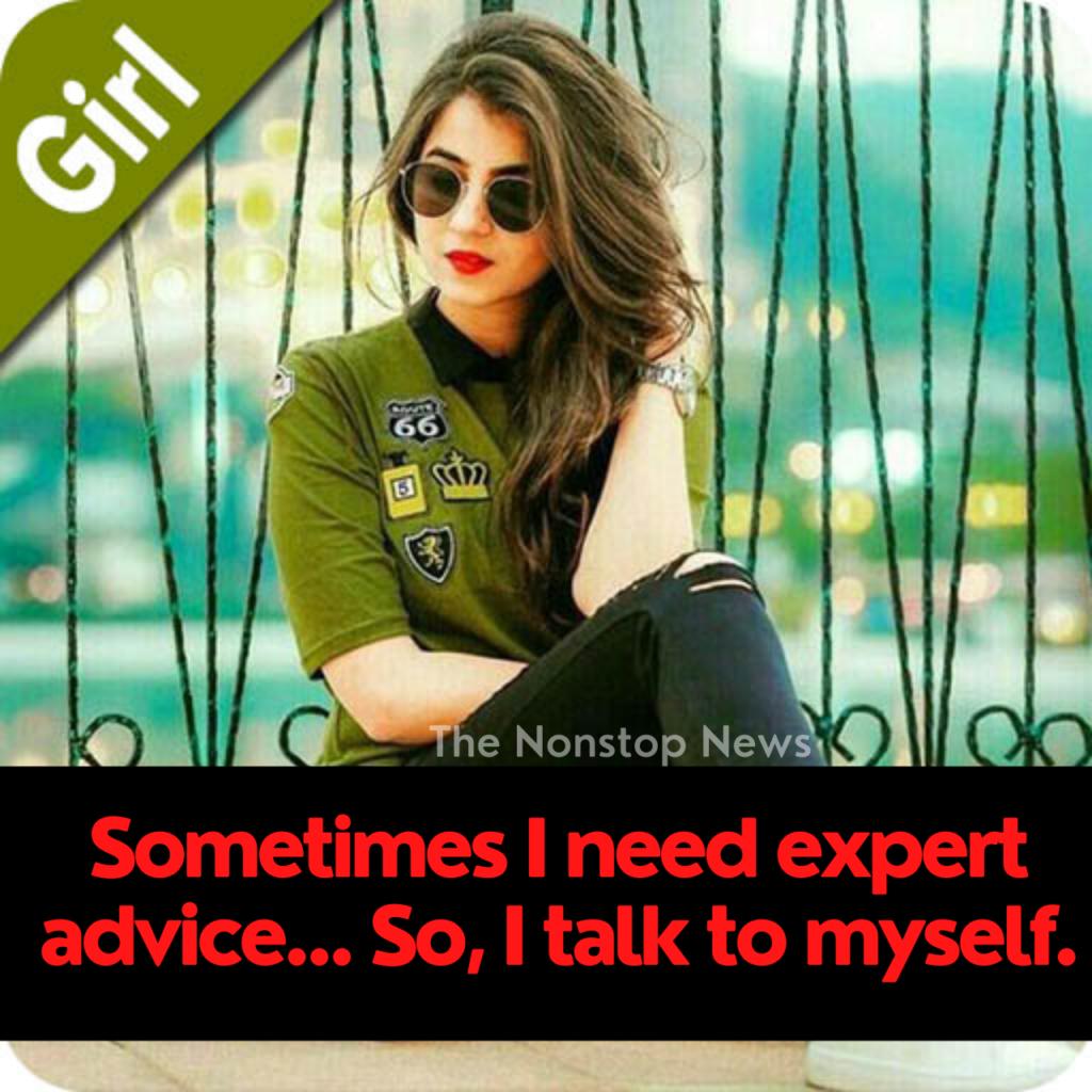 60+ Best Attitude Status for Girls