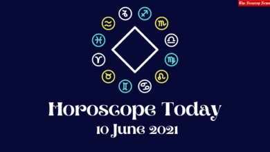 Horoscope Today: 10 June 2021, Check astrological prediction for Virgo, Aries, Leo, Libra, Cancer, Scorpio, and other Zodiac Signs #HoroscopeToday