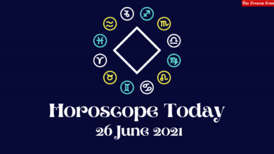 Horoscope Today: 26 June 2021, Check astrological prediction for Virgo, Aries, Leo, Libra, Cancer, Scorpio, and other Zodiac Signs #HoroscopeToday
