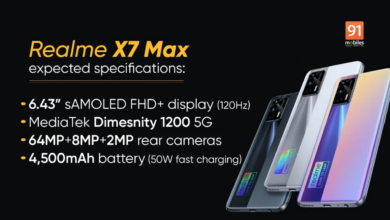 Realme X7 Max 5G launched, these are features with triple rear camera