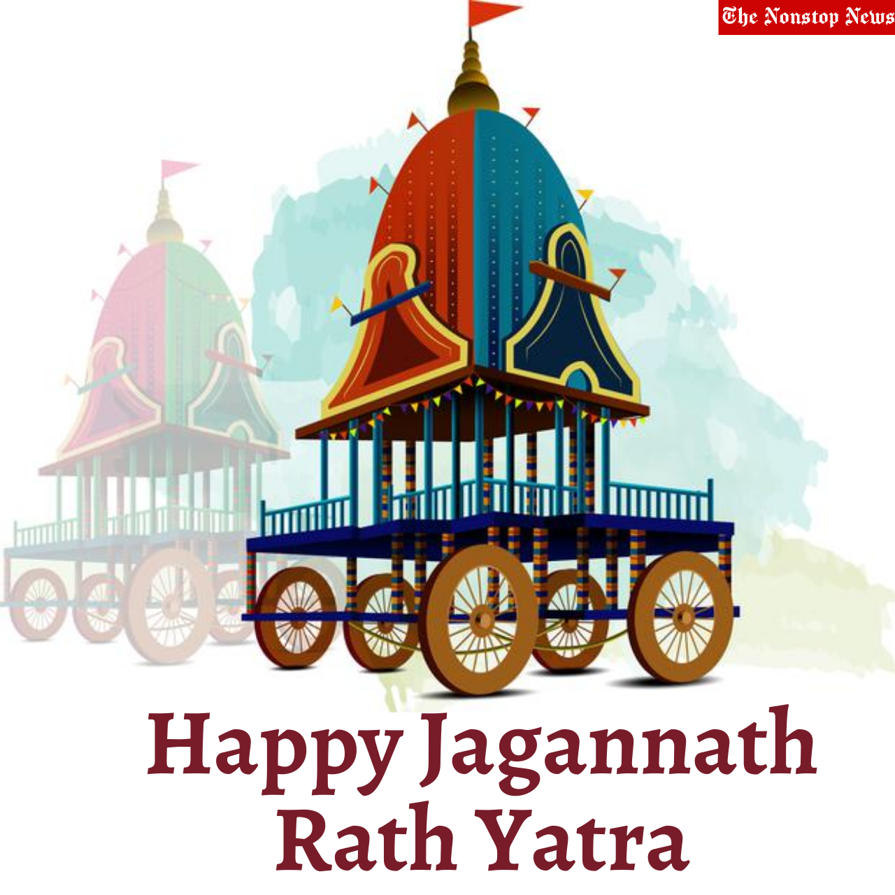 Happy Jagannath Rath Yatra 2021 Wishes, Greetings, Messages, Drawing, Quotes, Images to greet your Loved Ones