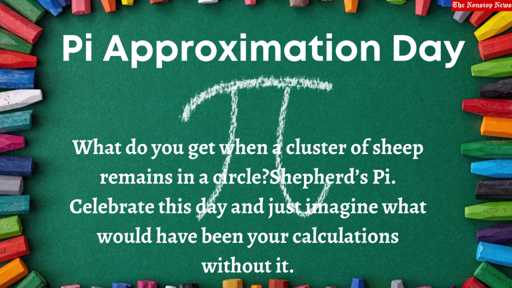 Pi Approximation Day 2021