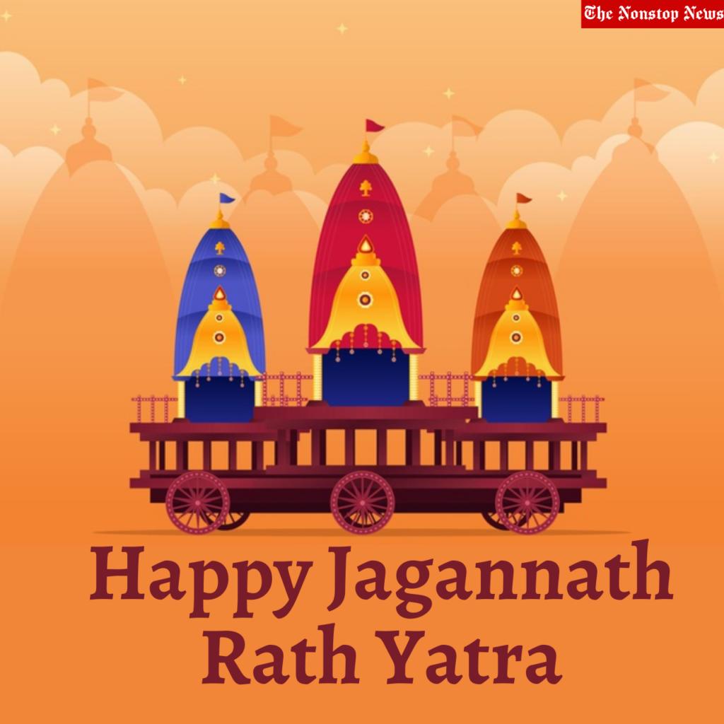 Happy Jagannath Rath Yatra 2021