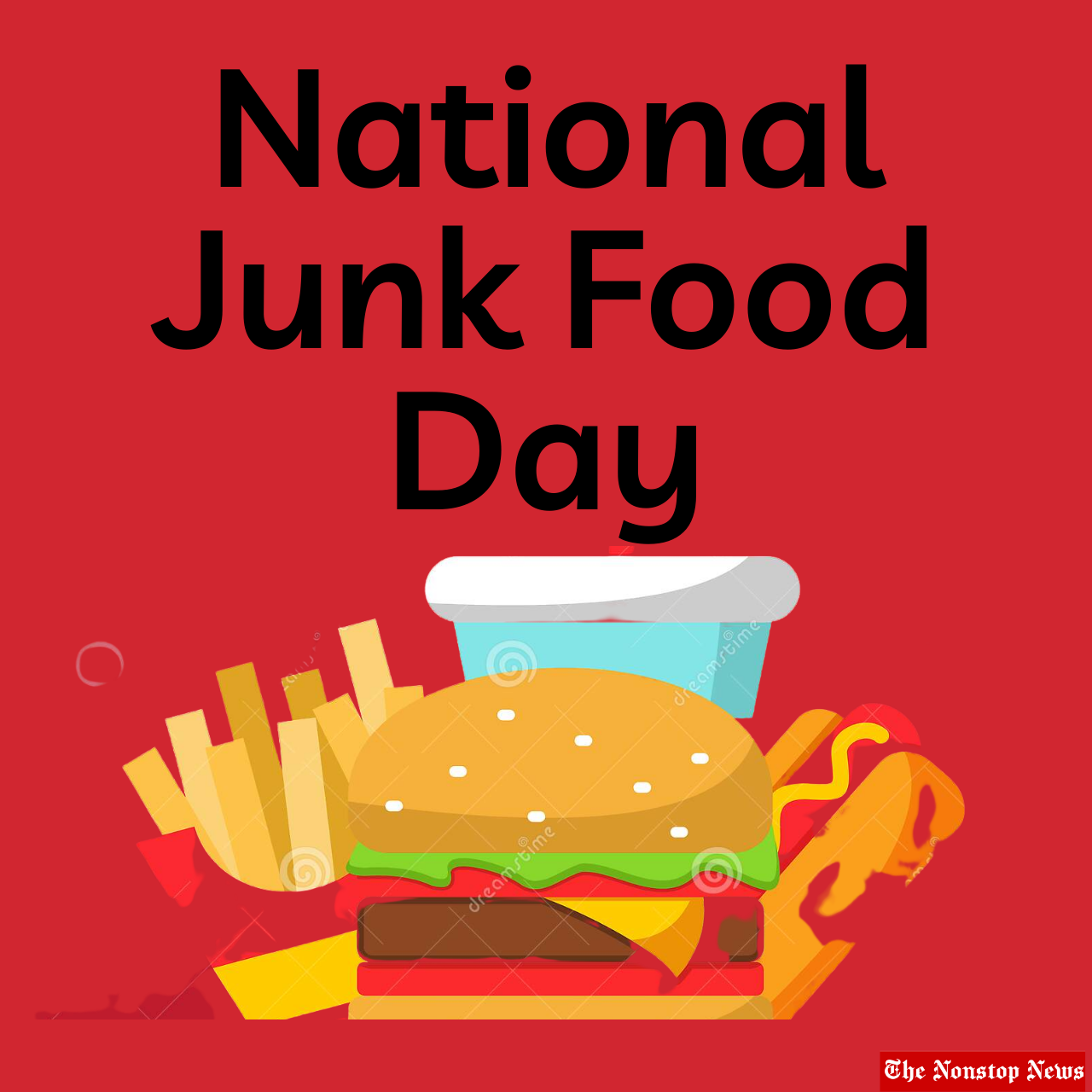 National Junk Food Day (US) 2021 Quotes, HD Images, Meme, and Gif