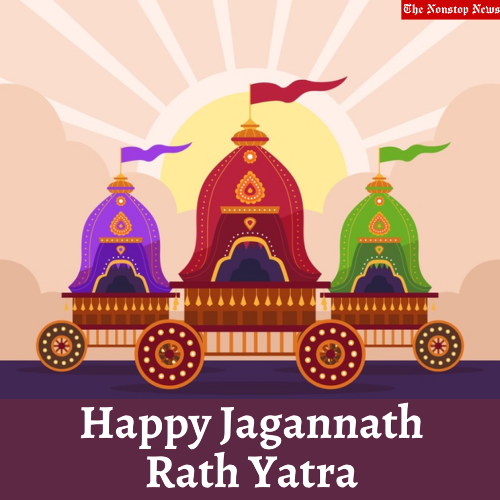 Hagannath Rath yatra wishes