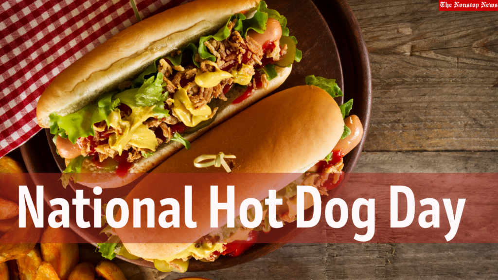 National HOt Dog Day Quotes