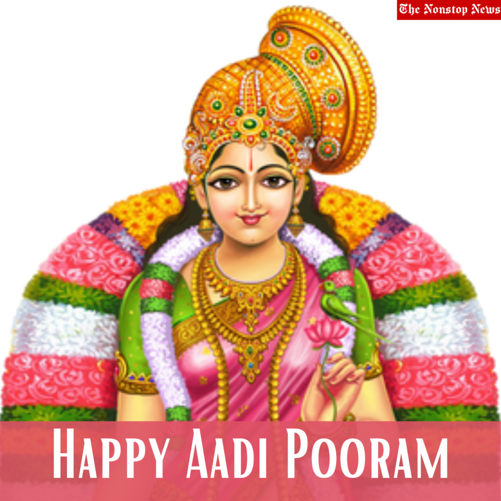 Aadi Pooram greetings