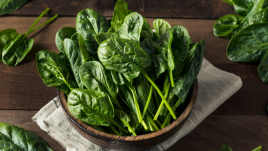 Health Benefits of Consuming Spinach