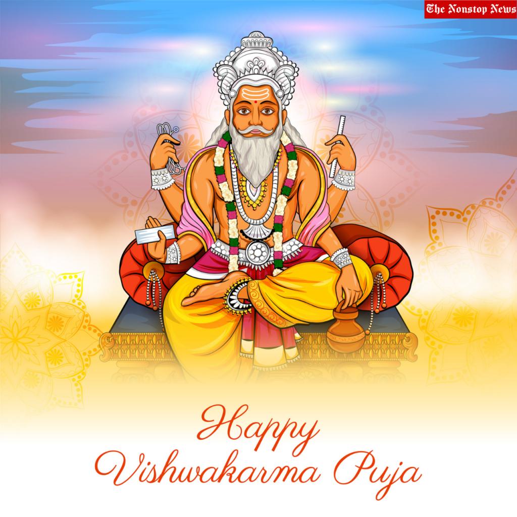 Vishwakarma Puja greetings