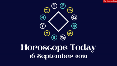 Horoscope Today: 16 September 2021, Check astrological prediction for Virgo, Aries, Leo, Libra, Cancer, Scorpio, and other Zodiac Signs #HoroscopeToday