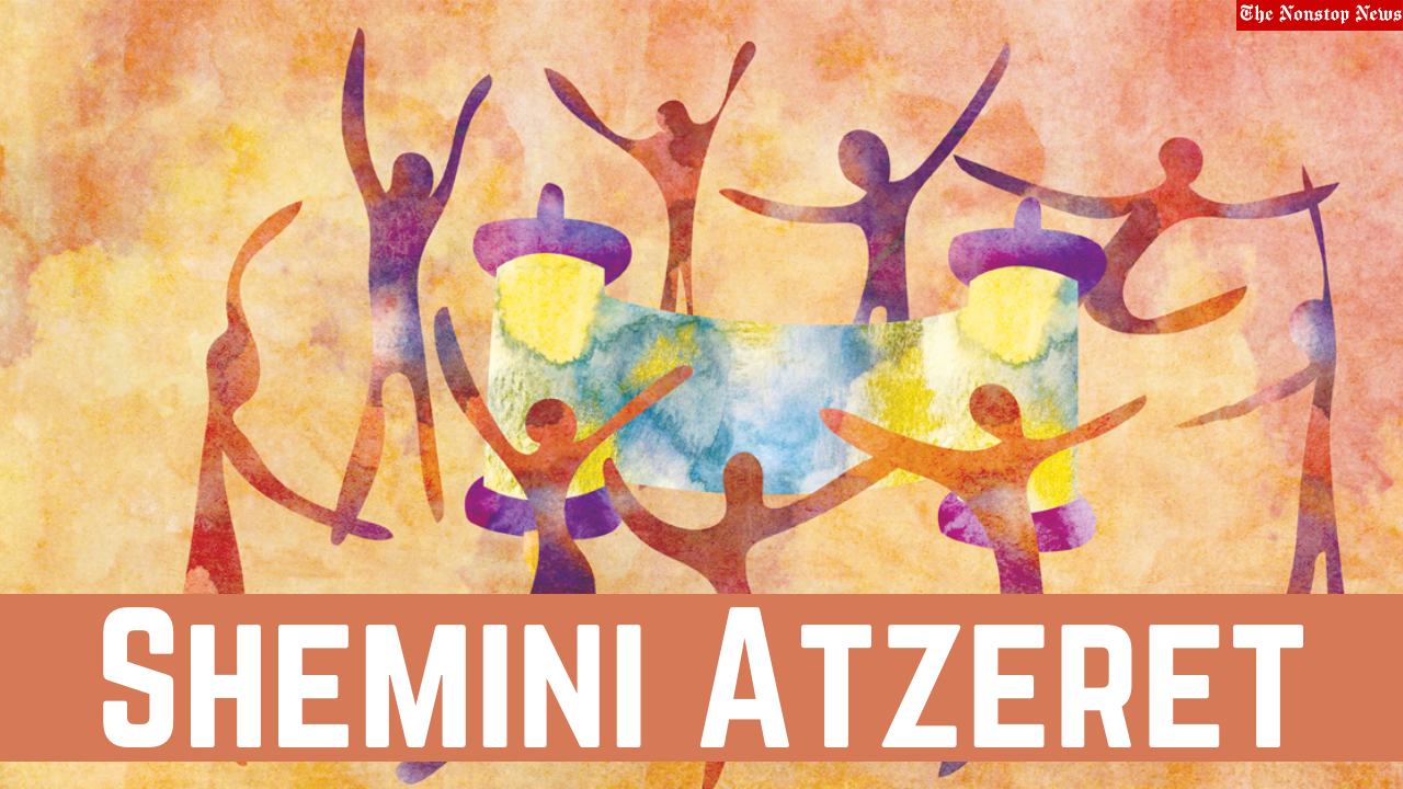 Shemini Atzeret 2021 Wishes, Sayings, Quotes, Messages, Greetings, and HD Images to Share