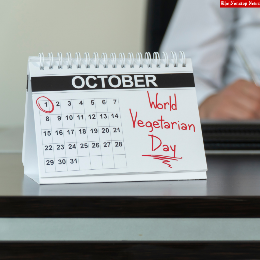 World vegetarian Day Quotes