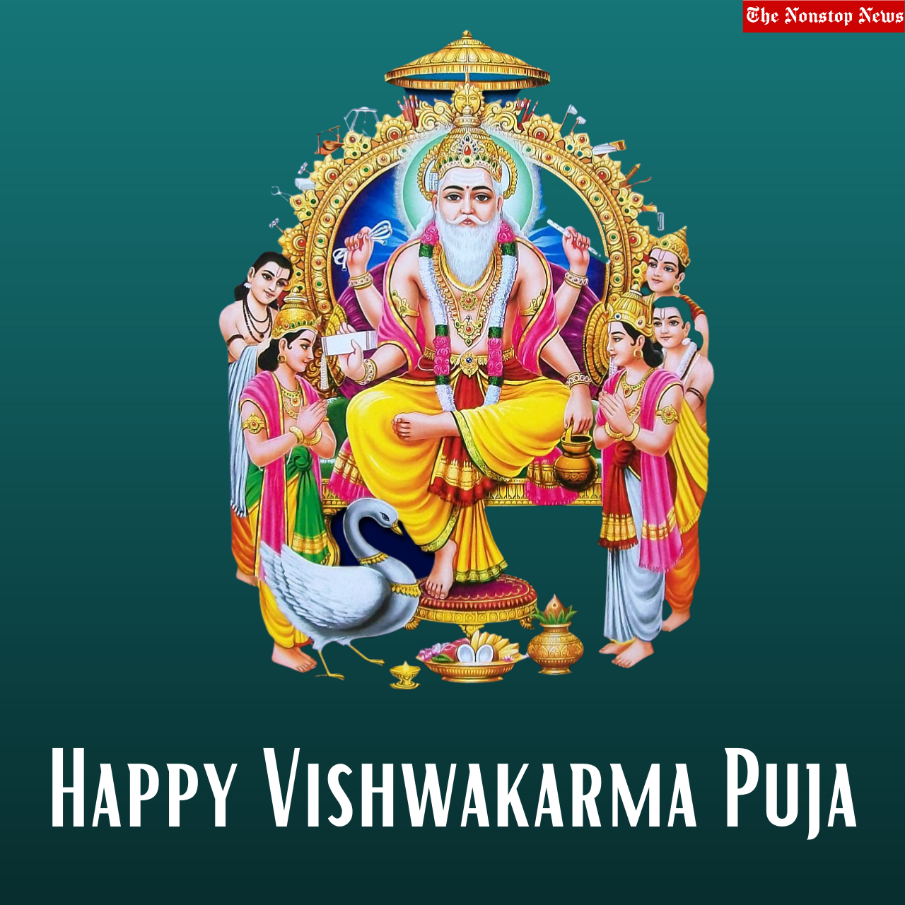 Vishwakarma Puja 2021 Wishes, Quotes, HD Images, Messages, and Greetings to Share