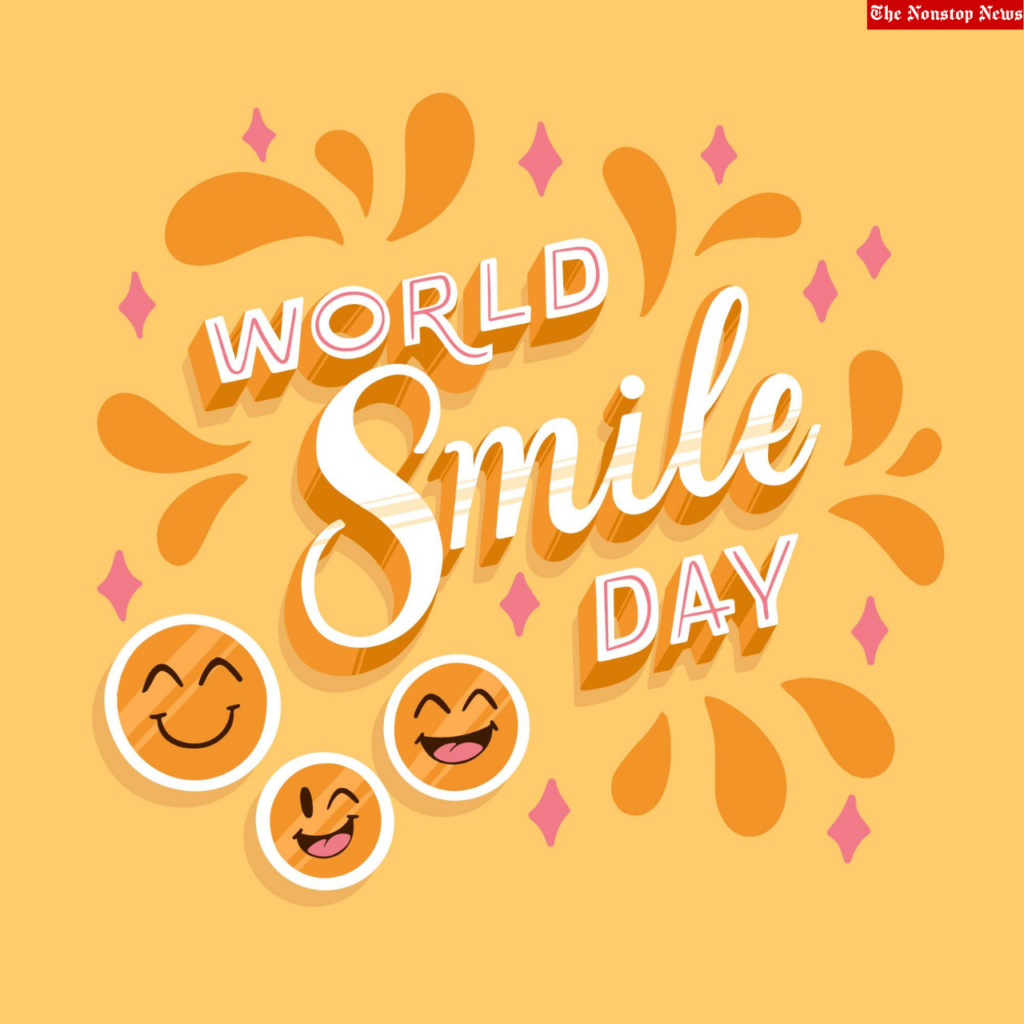 Word Smile Day 2021 wishes