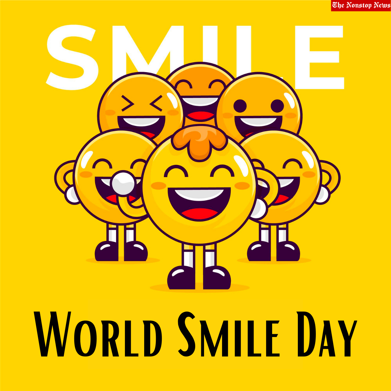 World Smile Day 2021 Quotes, Poster, Wishes, HD Images, Messages, Meme, and Gif to Share