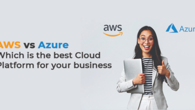AWS v/s Azure: Which Is The Best Cloud Platform For Your Business