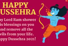 Dussehra 2021 WhatsApp Status Video to Download for Free for Vijayadashmi