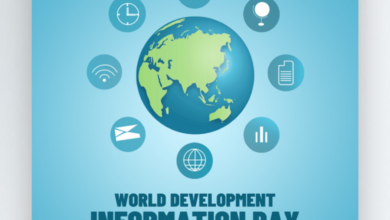 World Development Information Day 2021 Quotes, Poster, Images, Messages, and Slogans to create awareness
