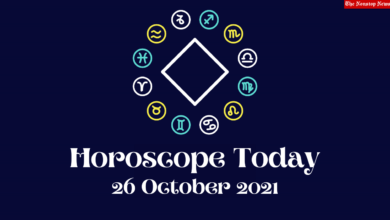 Horoscope Today: 26 October 2021, Check astrological prediction for Virgo, Aries, Leo, Libra, Cancer, Scorpio, and other Zodiac Signs #HoroscopeToday