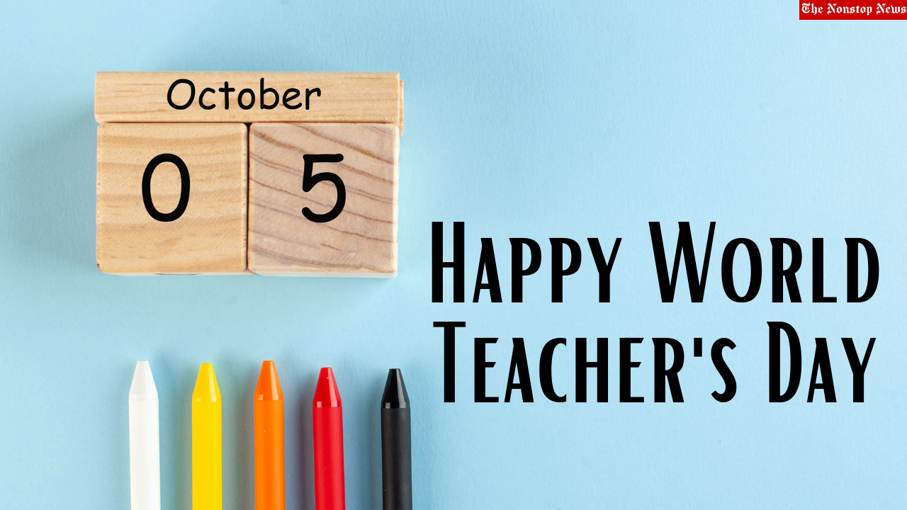 World Teacher's Day 2021 Memes, Social Media Posts, Instagram Captions, and Greeting Cards to greet your favorite teacher