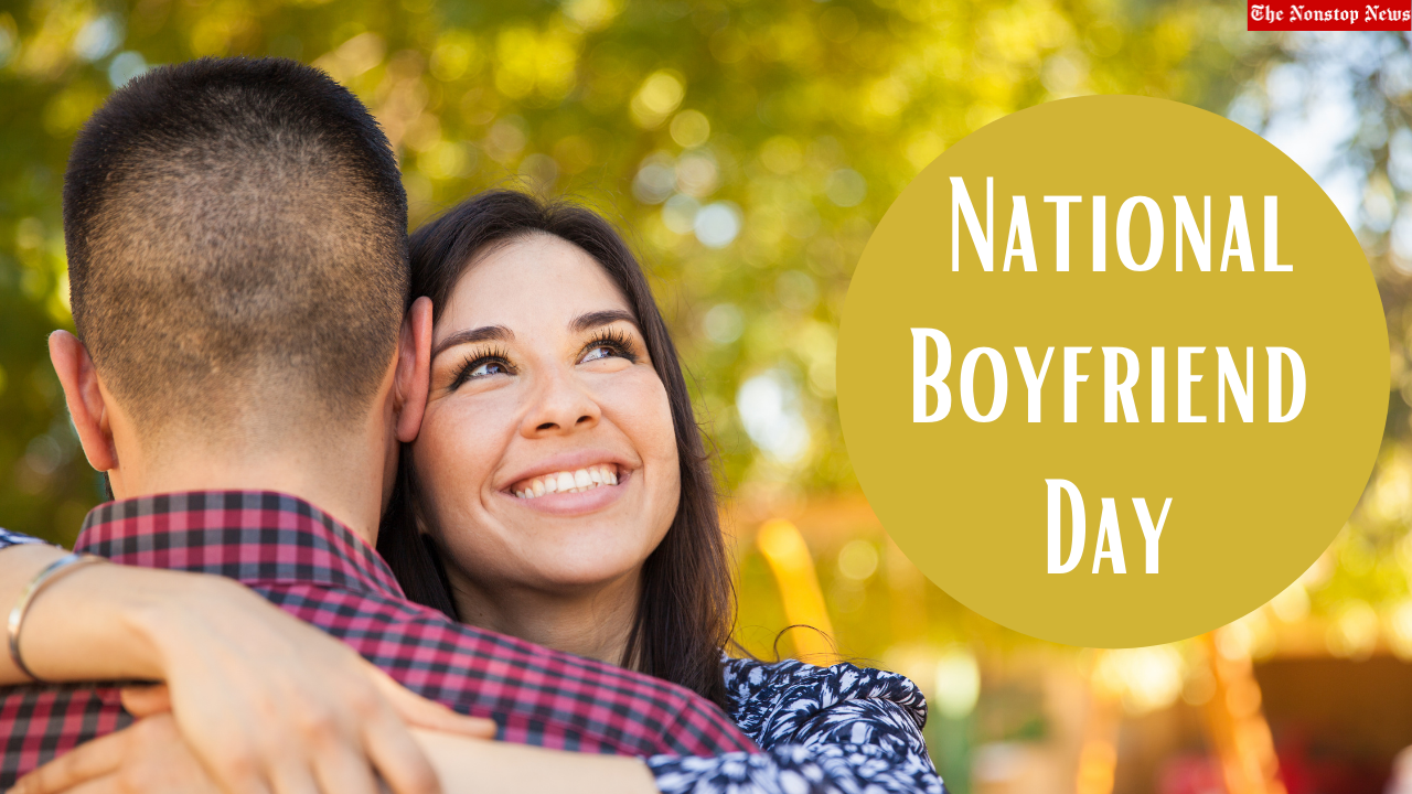 National Boyfriend Day (US) 2021 Quotes, Wishes, Greetings, Messages, and HD Images to Share