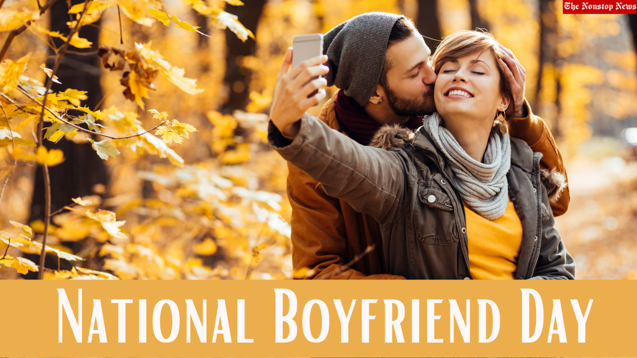 National Boyfriend Day (US) 2021 Sayings, Meme, Captions, Stickers, Status, Quotes, and HD Images to Share
