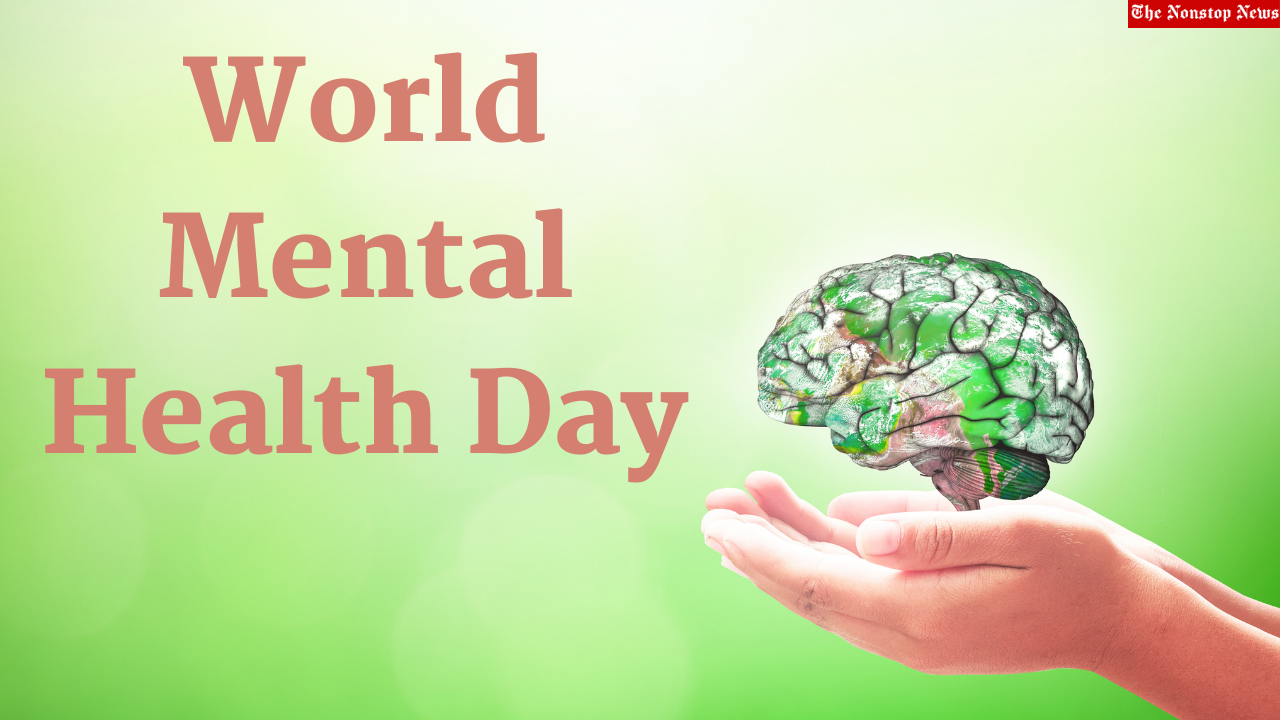 World Mental Health Day 2021 Quotes, Messages, Wishes, Greetings, and Poster to Share