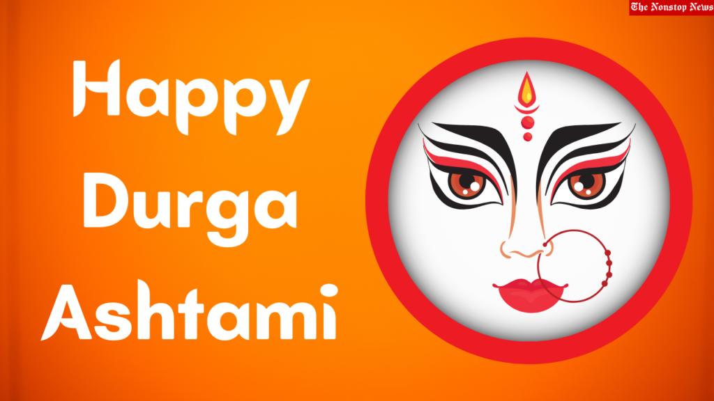 Happy Durga Ashtami Quotes