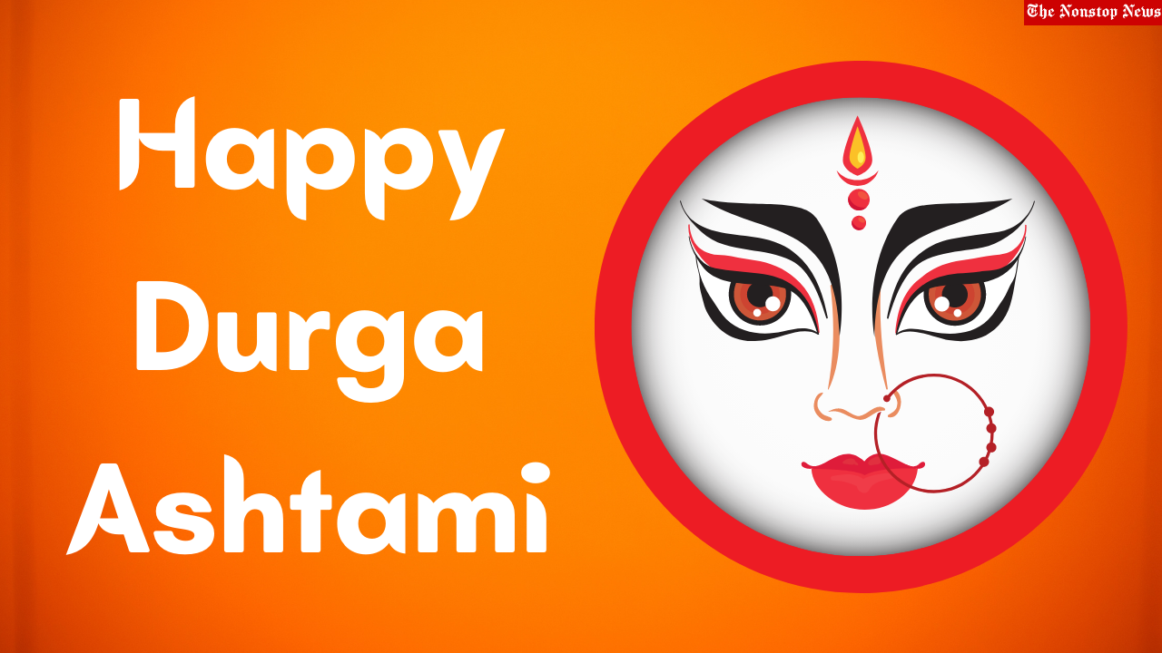 Durga Ashtami 2021 Status, Stickers, Wallpaper, Pic, Instagram Caption, Facebook Messages, and WhatsApp Greetings to Share on Maha Ashtami