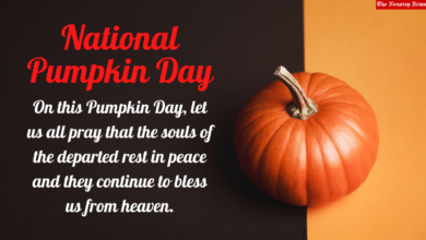 National Pumpkin Day 2021 Wishes, HD Images, Quotes, Messages, and Greetings to Share