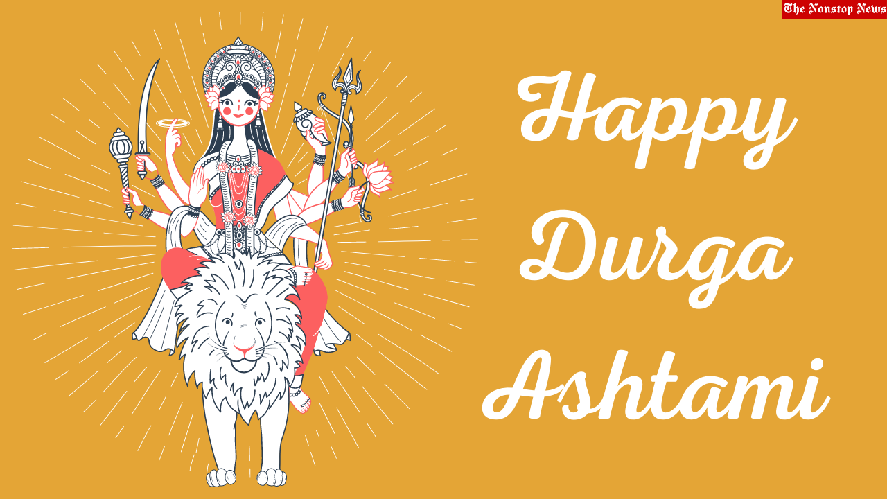 Durga Ashtami 2021 Wishes, Quotes, Messages, Greetings, and Images to Share on Maha Ashtami