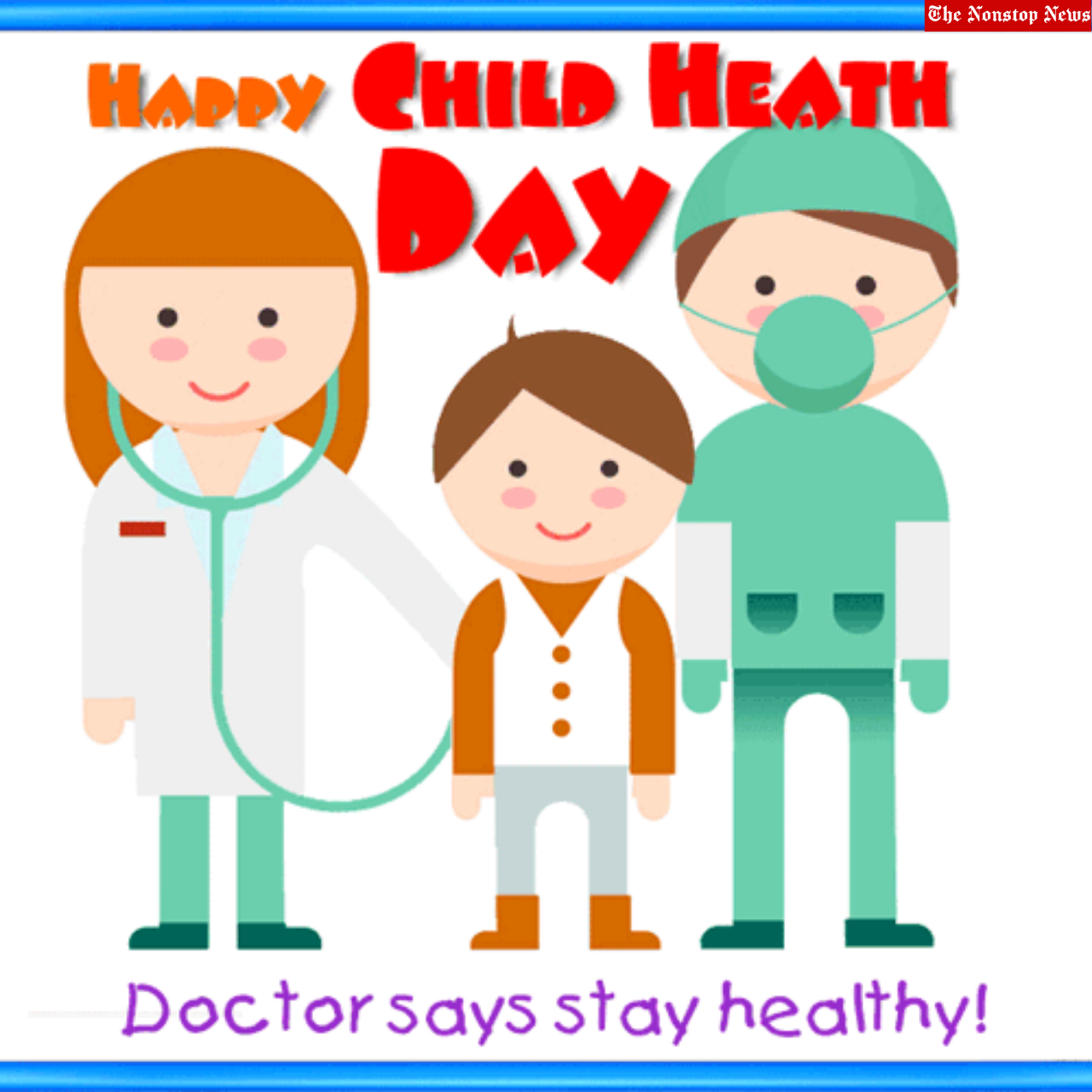 Child Health Day (US) 2021 Quotes, Images, Messages, and Social Media Posts to create awareness