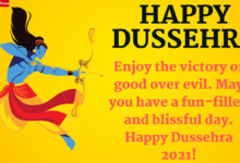 Dussehra 2021 HD Images, Wishes, Greetings, Messages, and Quotes to Share