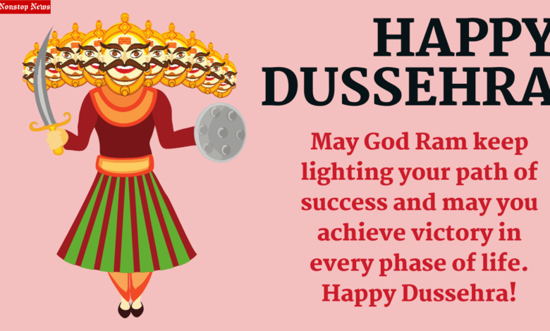 Vijayadashmi 2021 Wishes, HD Images, Quotes, Greetings, and Messages to Share